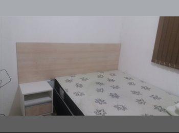 EasyQuarto BR - Alugo quarto para rapaz, Canoas - R$ 500 Por mês
