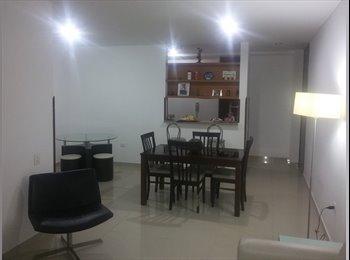 CompartoApto CO - Amplia Habitacion amoblada en sotomayor excelente zona social , Bucaramanga - COP$650.000 por mes
