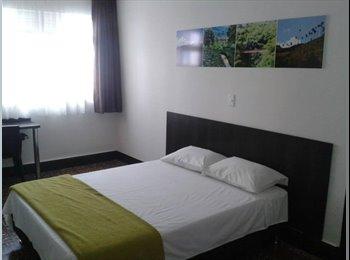 CompartoApto CO - HABITACIONES CONFORTABLES TIPO HOTEL PARA PERSONAS DE BUEN GUSTO QUE QUIEREN HOSPEDARSE A BAJO COSTO, Pereira - COP$600.000 por mes