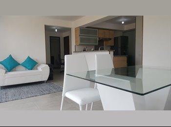 CompartoApto CO - Habitacion cómoda, moderna frente a Foscal Fosunab, Floridablanca - COP$700.000 por mes