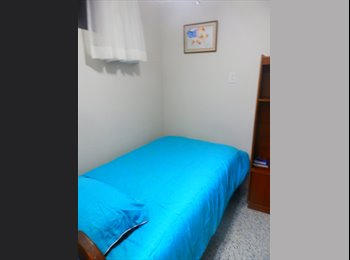 CompartoApto CO - Linda Habitación Privada-Beautiful Private Room, Barranquilla - COP$750.000 por mes