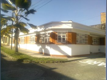 CompartoApto CO - HABITACIONES CONFORTABLES TIPO HOTEL PARA PERSONAS DE BUEN GUSTO QUE DESEAN HOSPEDARSE A BAJO COSTO., Pereira - COP$600.000 por mes