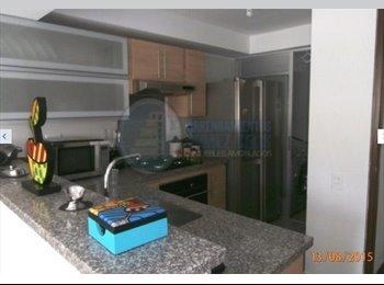 CompartoApto CO - Arriendo habitacion cañaveral bucaramanga santander amoblado, Floridablanca - COP$750.000 por mes
