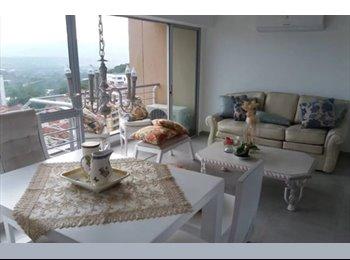 CompartoApto CO - Comparto Hermoso Apartamento Gaira cañaveral floridablanca. , Floridablanca - COP$950.000 por mes
