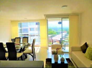 CompartoApto CO - Apartamento compartido Cañaveral floridablanca divino. , Floridablanca - COP$965.000 por mes