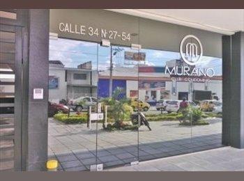 CompartoApto CO - Alquiler habitación, Bucaramanga - COP$600.000 por mes
