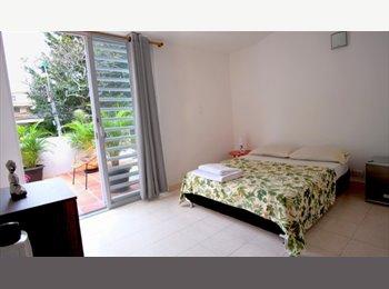 CompartoApto CO - Habitación con baño privado en San Fernando Viejo, Cali - COP$600.000 por mes
