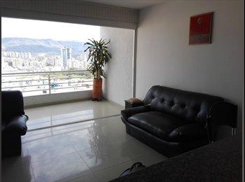 CompartoApto CO - comparto apartamento cañaveral, Floridablanca - COP$450.000 por mes