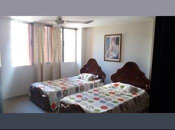 CompartoApto CO - Habitación compartida disponible, Barranquilla - COP$900.000 por mes