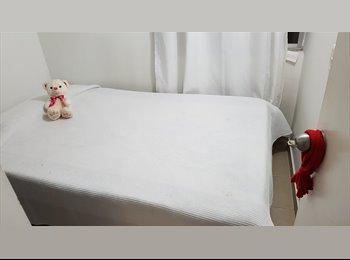 CompartoApto CO - Cuarto libre en apartamento con mascotas, Soacha - COP$335.000 por mes