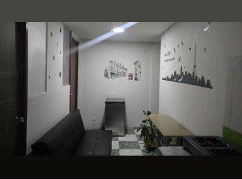CompartoApto CO - Habitación en arriendo éxito chapinero , Bogotá - COP$450.000 por mes