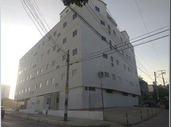 CompartoApto CO - ARRIENDO DE APARTAMENTOS EDIFICIO AV CRISANTO LUQUE, Cartagena - COP$500.000 por mes