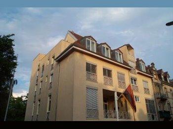 EasyWG DE - Möblierte Einzimmerwohnungen auf Verbindungshaus, Deutschland - 185 € pm