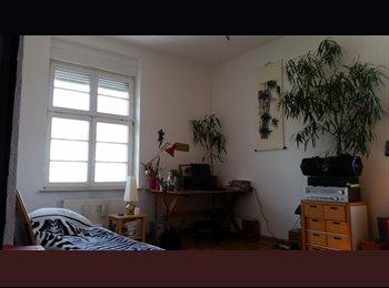 EasyWG DE - Teilmöbliertes(optional) ruhiges 21qm Zimmer beim Stadtpark, Deutschland - 248 € pm