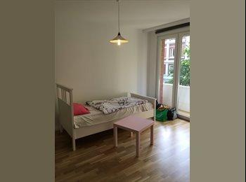EasyWG DE - Helles, möbliertes Zimmer mit Balkon in netter 2er WG in Eppendorf, Hamburg - 665 € pm