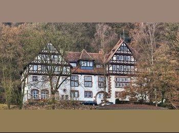 EasyWG DE - Gut verbunden bei den Marburger Arminen, Deutschland - 160 € pm