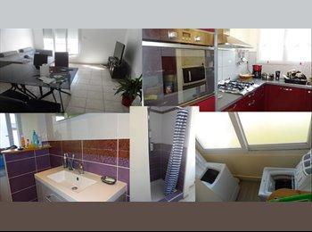 Appartager FR - Chambre en colocation-300Euros cc-proche centre ville, Quimper - 300 € /Mois