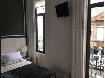 EasyQuarto PT - Arrendo quartos em moradia no centro do Porto, Porto - 450 € Por mês