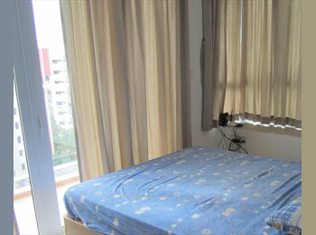 EasyRoommate SG - Potong Pasir Near MRT- Condo Common Room for Rent , Serangoon - $1,200 pm