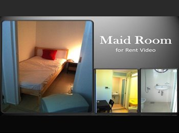EasyRoommate SG - Maid Room for rent at city square residences, Serangoon - $700 pm