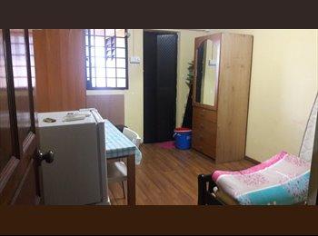 EasyRoommate SG - Fully Furnished Master Room in Bishan St 13,Move-In Immediately!, Bishan - $1,000 pm