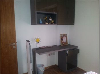 EasyRoommate SG - condo full furnished common room for rent,mins MRT, Choa Chu Kang - $990 pm
