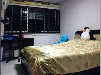 EasyRoommate SG - Room for rent $700, Pasir Ris - $700 pm