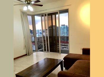 EasyRoommate SG - Le Crescendo 2 bed room whole unit for Rent, Paya Lebar - $2,700 pm
