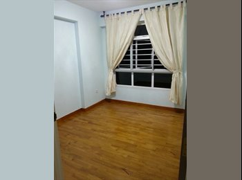 EasyRoommate SG - No Agent Fee! Furnished Common Room @ 279C Sengkang East Avenue, Sengkang - $650 pm