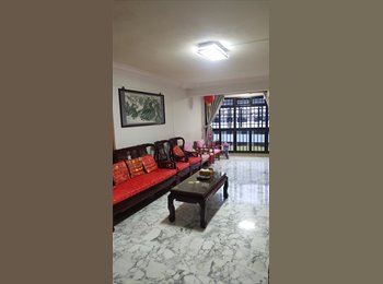 EasyRoommate SG - Room for rent (Good location) - Single Lady, Commonwealth - $800 pm