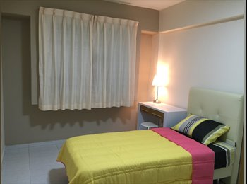 EasyRoommate SG - Clean and nice  room at Punggol Field, Punggol - $650 pm