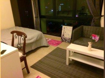 EasyRoommate SG -  Simsville condo big Room Paya lebar MRT $1300, Geylang - $1,300 pm