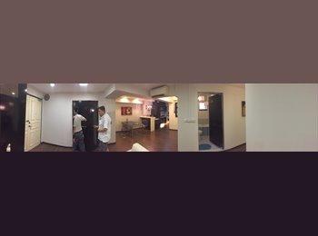 EasyRoommate SG - Cosy Common room + Total Privacy corner room for rent, Sengkang - $800 pm
