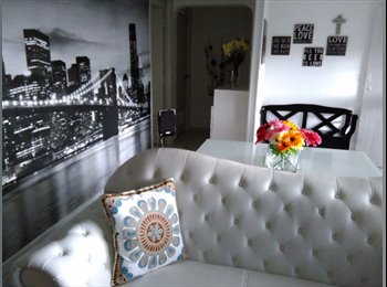 EasyRoommate SG - Common Room Near Woodlands MRT (Co-Sharing $325/Single $550/Twin-Sharing $650), Woodlands - $325 pm
