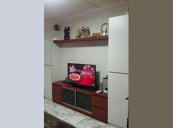 EasyRoommate SG - Room for rent (Good location) - Single Lady, Commonwealth - $750 pm