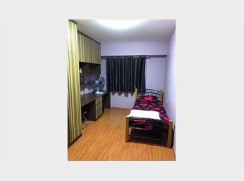 EasyRoommate SG - Spacious Common Room for Rent, Punggol - $750 pm