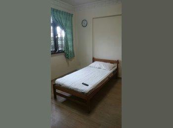 EasyRoommate SG - Aircon wifi! Common room at 118a Jalan membina for rent! , Bukit Merah - $780 pm