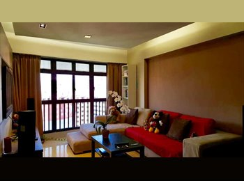 EasyRoommate SG - Tiong Bahru MRT [5 min] Beautifully Renovated Common Room - Aug 1, Bukit Merah - $1,100 pm