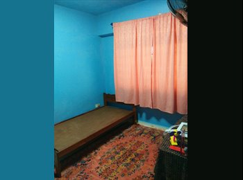 EasyRoommate SG - 303c anchorvale link common room for rent! wifi available! , Sengkang - $500 pm
