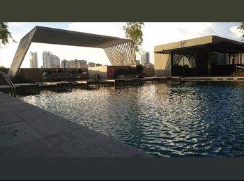 EasyRoommate SG - NEAR Bishan MRT! Room at Beautiful Skyvue Condominium for rent! Aircon wifi! , Bishan - $1,200 pm