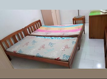 EasyRoommate SG -   common room for rent ( 2 common rooms available), Bishan - $700 pm