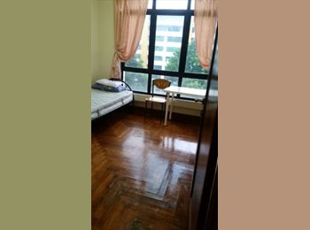 EasyRoommate SG - No owner staying! Eastpoint green (1 simei street 3) common room for rent! Aircon wifi available! , Simei - $900 pm