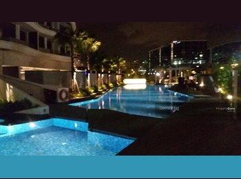 EasyRoommate SG - Spacious 1 Bedroom Apartment For Rent At Sky Green, Tai Seng - $2,200 pm
