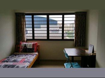 EasyRoommate SG - Near Choa chu kang MRT! Common room for rent! Aircon wifi!, Choa Chu Kang - $650 pm