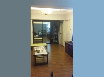 EasyRoommate SG - No owner staying! Common room for rent! Aircon wifi! , Pasir Panjang - $1,000 pm