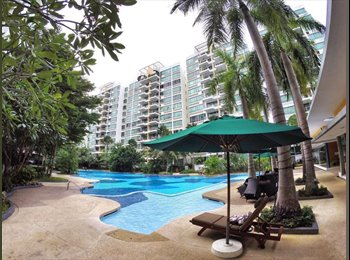 EasyRoommate SG - Penthouse big Common room, Tanah Merah - $1,250 pm