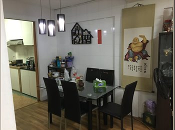 EasyRoommate SG - Woodlands BLK801 opposite of Republic Ploytechnic, 4 room HDB flat for rent @ S$2000 New renovation, Woodlands - $2,000 pm