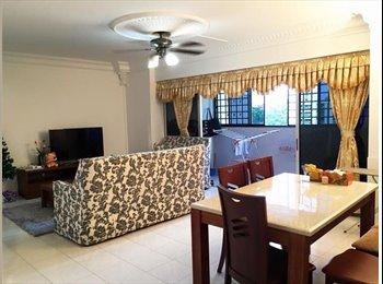 EasyRoommate SG - Common room near simei MRT for rent, Simei - $700 pm