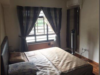 EasyRoommate SG - HDB MasterBedroom- one min walk to Redhill MRT station, Redhill - $1,400 pm