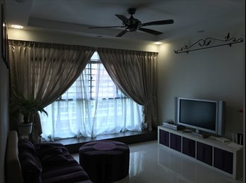 EasyRoommate SG - Master room for rent, Punggol - $869 pm